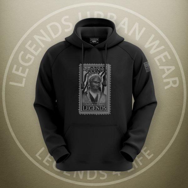 LEGENDS-Sojourner-Truth-Black-Hoodie-Front