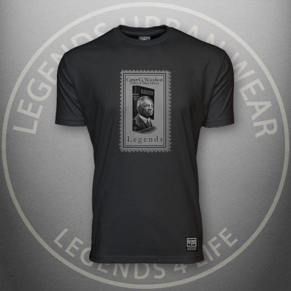 LEGENDS-Woodson-Mens-Black-Premium-Tee-Front