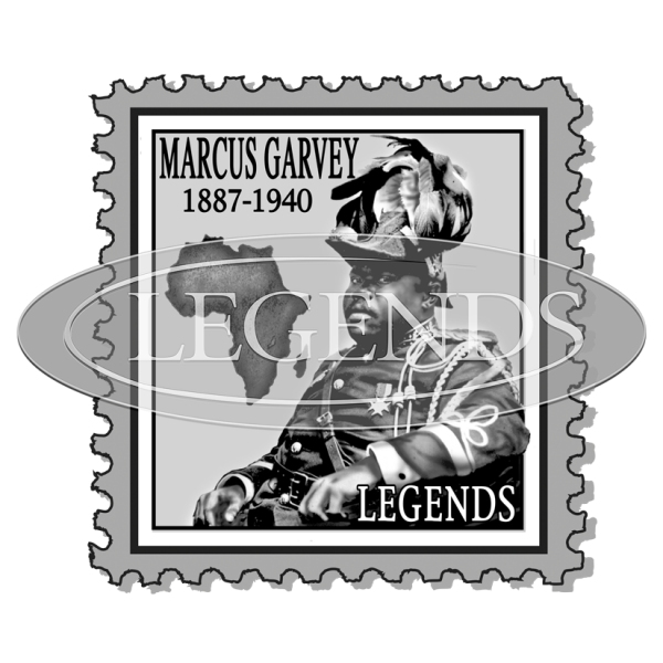 Marcus Garvey Stamp