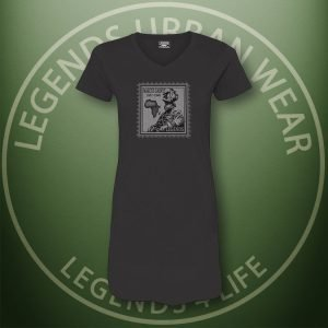 LEGENDS-Marcus-Garvey-Womens-Black-Dress-Tee-Front
