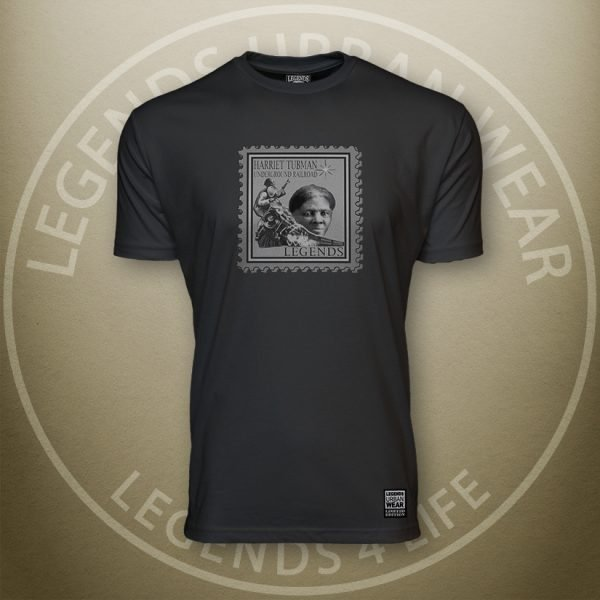 LEGENDS-Tubman-Mens-Black-Premium-Tee-Front