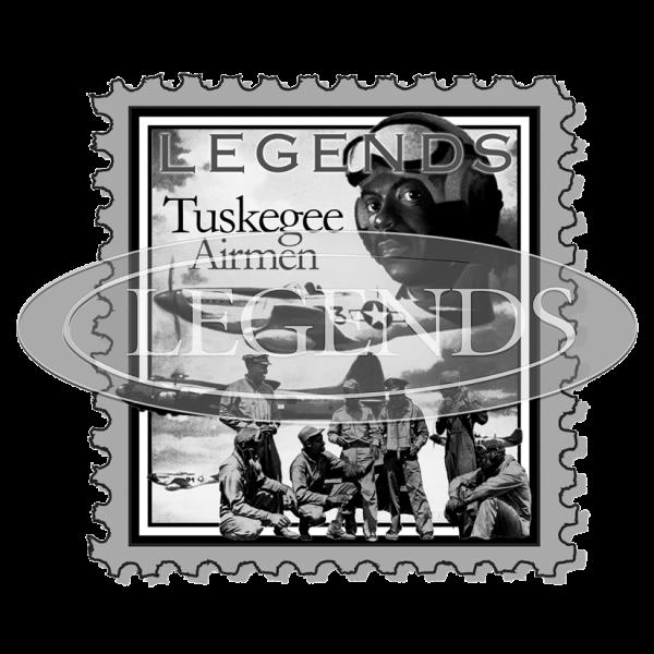 Tuskegee Airmen Stamp