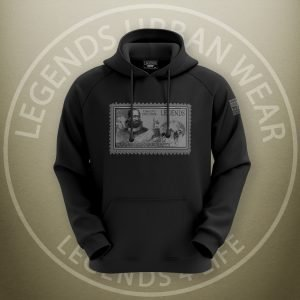 LEGENDS-Matthew Henson-Black-Hoodie-Front