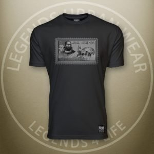 LEGENDS-Matthew-Henson-Mens-Black-Premium-Tee-Front