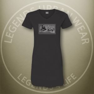 LEGENDS-Matthew-Henson-Womens-Black-Dress-Tee-Front