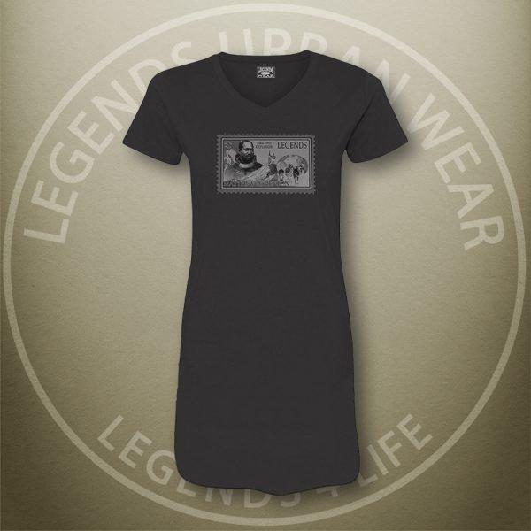 LEGENDS-Matthew-Henson-Womens-Black-Dress-Tee-Front