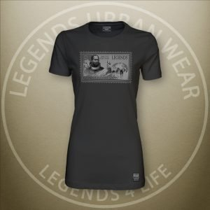 LEGENDS-Matthew-Henson-Womens-Black-Premium-Tee-Front
