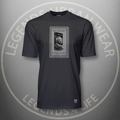 Legends-Carter-Woodson-Black-Super-Tee-Front